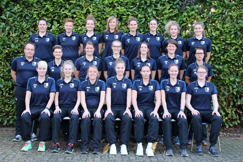 Damen Regionalliga Saison 2017-2018