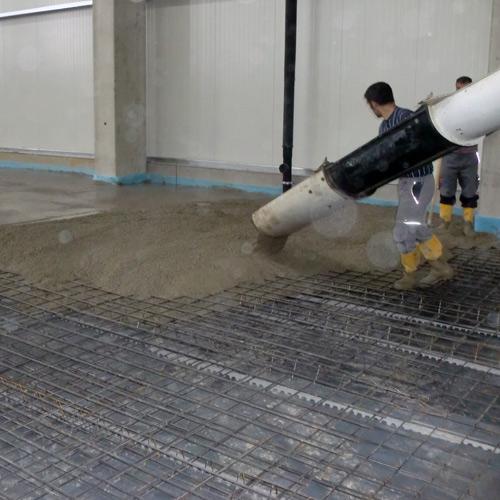 Betonböden schleifen und polieren